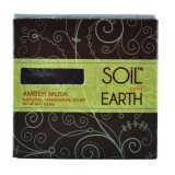 Amber Musk natural handmade soap